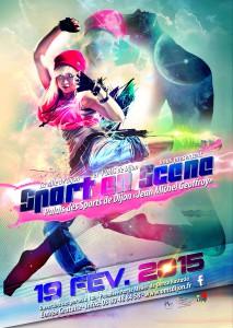 sport scene 2015 affiche